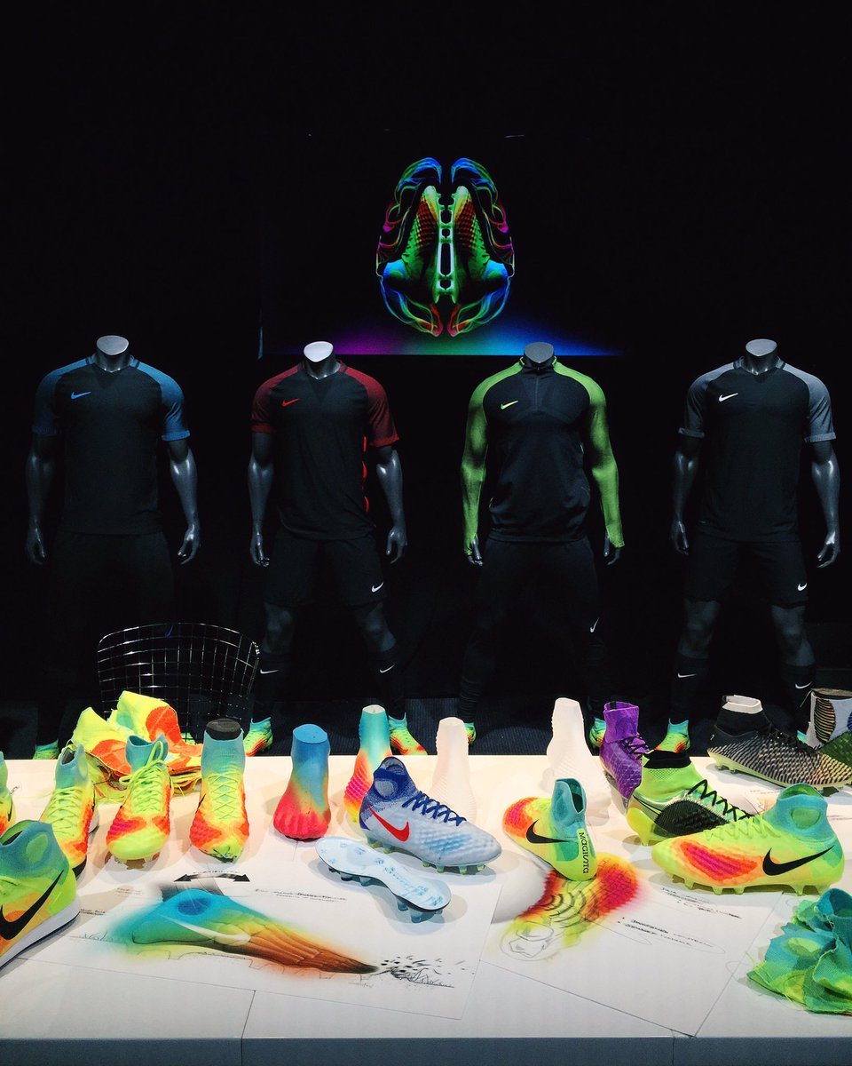 Boot design by nike - Next Gen Nike Magista Obra Prototype Boots Revealed How Nike Created The Nike Magista Ii Footy Headlines