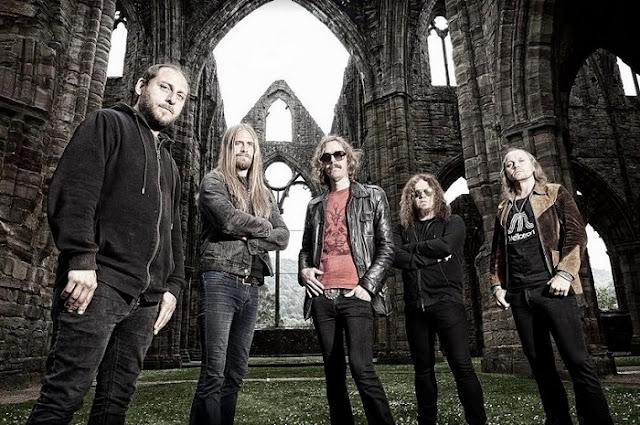 Detalles del nuevo disco de Opeth