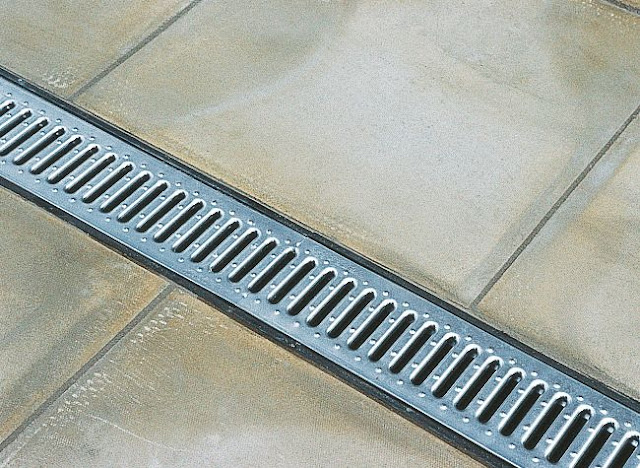 Floor Drains Cleaning