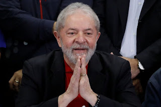 Polícia Federal irá instalar toldo para banho de sol do ex-presidente Lula