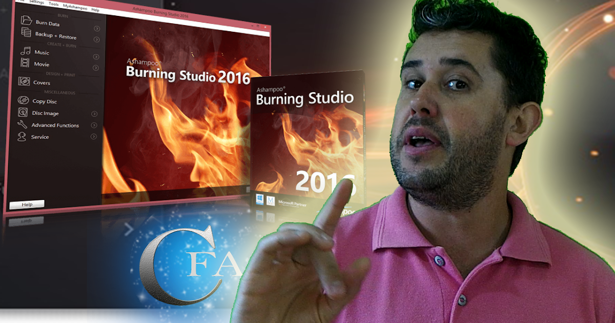 Ashampoo Burning Studio - Baixaki - Download e Jogos