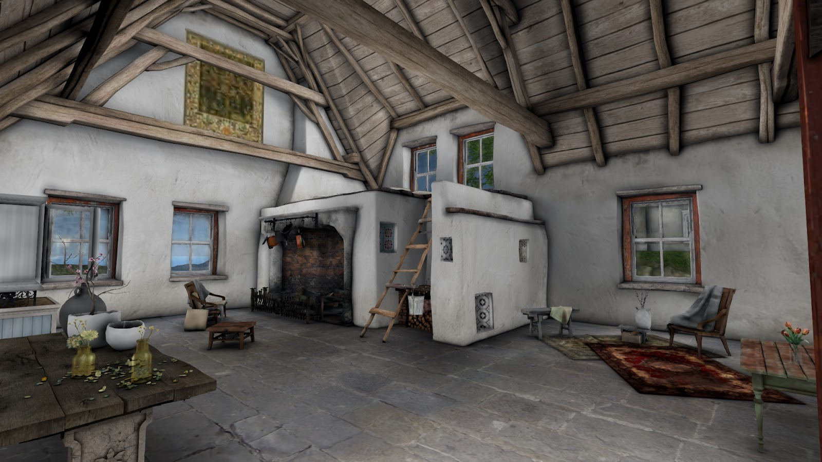 Echt Virtuell: LEA 8: Jane Austen\'s English Countryside