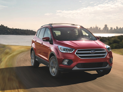2017 Ford Escape and Fusion Will Offer A Better Listening Experience