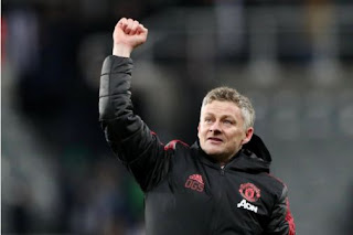 Solskjaer Samai Rekor Sir Matt Busby di Manchester United