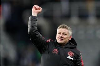 Solskjaer Tak Pikirkan Masa Depannya di Manchester United