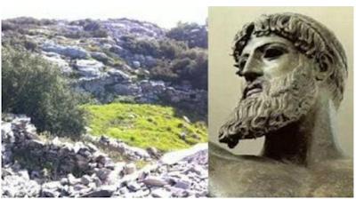 Το άγνωστο ιερό του Διός στην κορυφή του Υμηττού [Εικόνες]