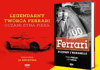 Enzo Ferrari wizjoner z Maranello książka