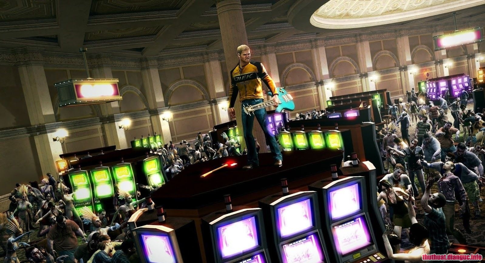 Download Game Dead Rising 2 full crack