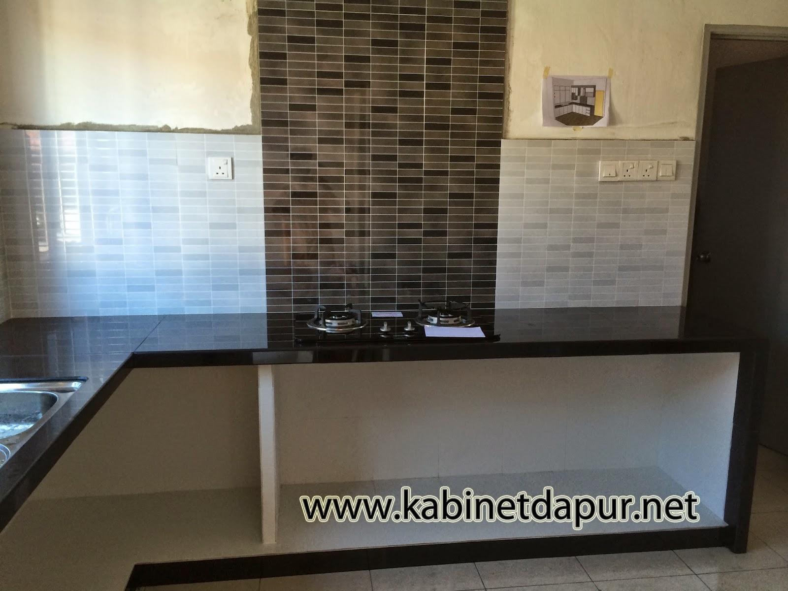Kontraktor Kabinet Dapur U Pinang Desainrumahid