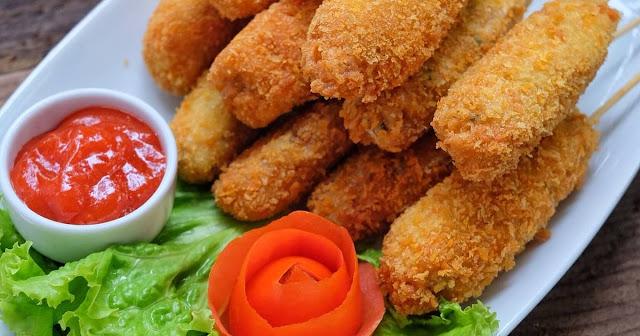 Resep Sempol Ayam Khas Malang