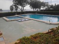 apartamento zona playa els terrers benicasim piscina