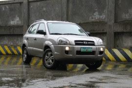 Review: 2007 Hyundai Tucson CRDi