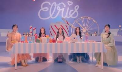 Download Lirik Lagu ELRIS – We, First [Rom/Han/Eng]