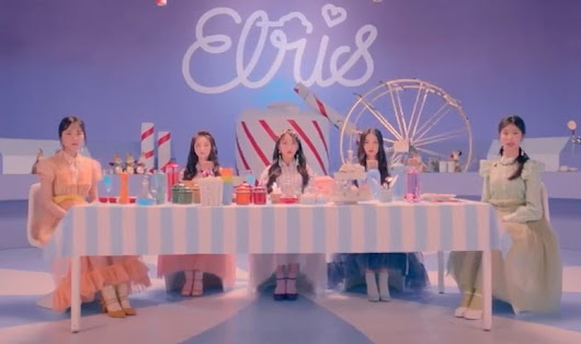 Lirik Lagu ELRIS - We, First [Rom/Han/Eng]