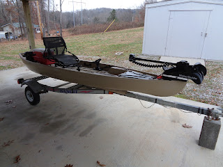 New Kayak Added to the Kayak Catfish Fleet