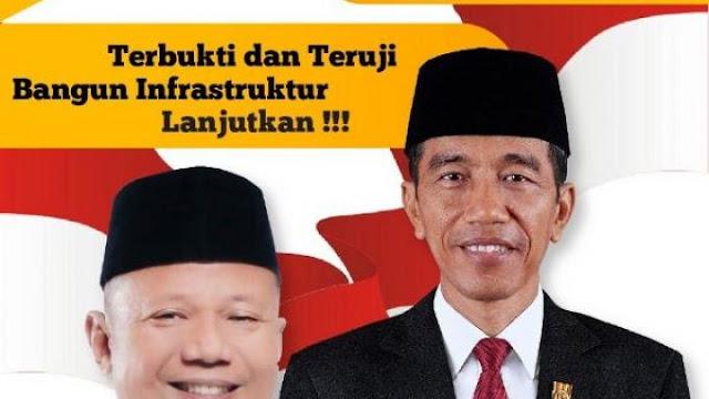 Poster Dirinya Dukung Jokowi, Zaenal Abidin: Bagian Dari Aspirasi dan Dinamika Demokrasi