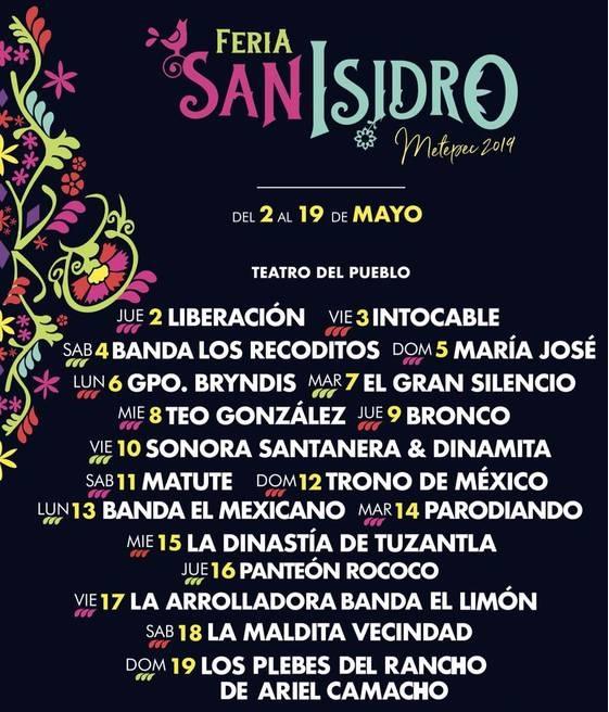 Teatro del Pueblo Feria de Metepec 2018