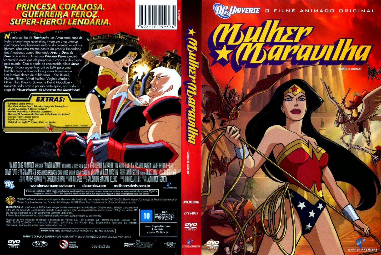 Mulher Maravilha O Filme