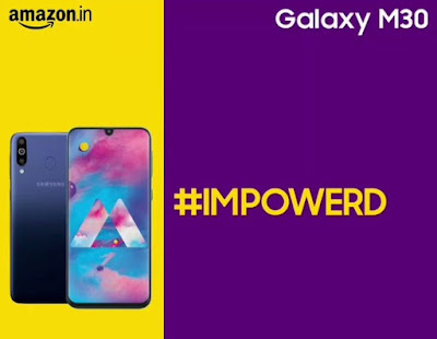 Samsung Galaxy M30 with Infinity-U display confirmed to launch in India on February 27