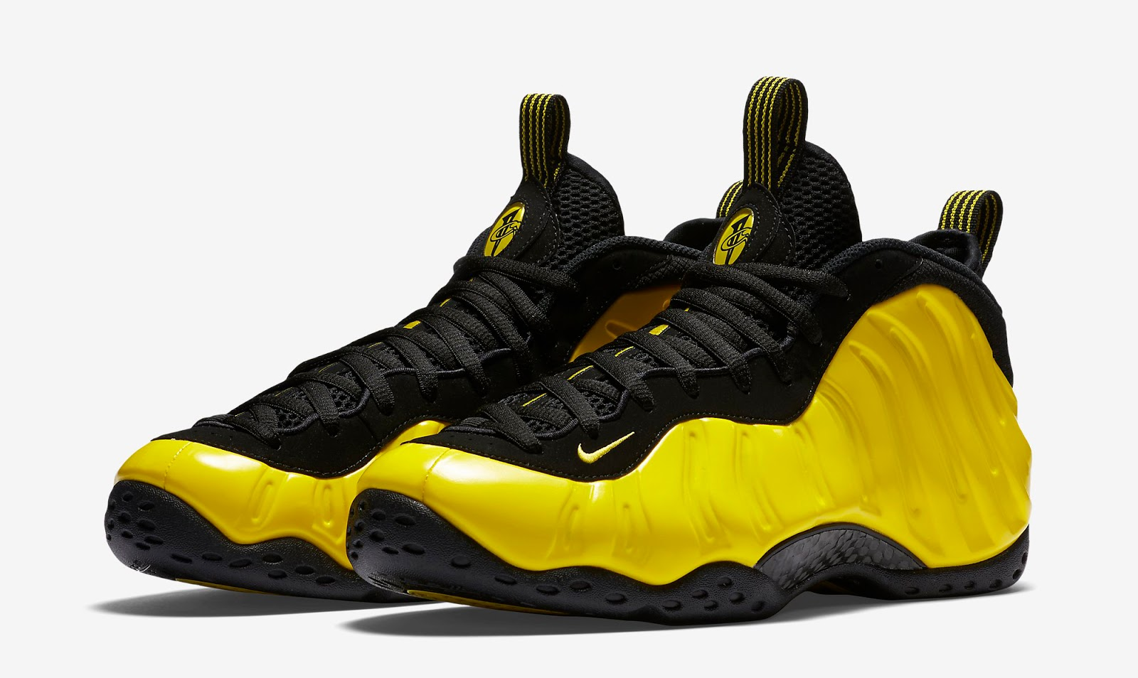 best sneakers c58ee 59db9 The latest colorway of the Nike Air Foamposite One hits stores this weekend.