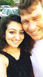 Meet the 20 year old woman who fell inlove with her father's 60 year old friend