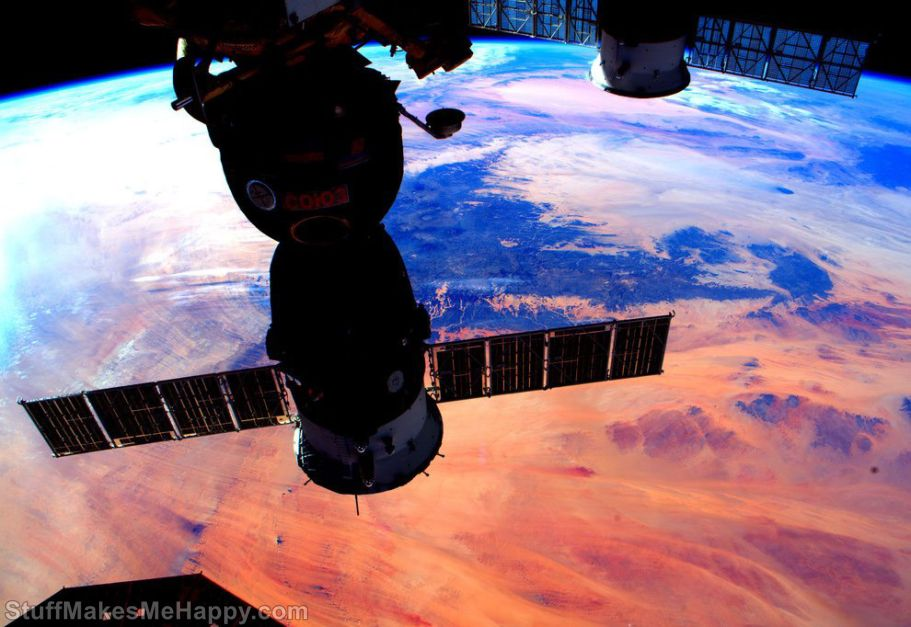 First High Quality Photos 2016 From Space
