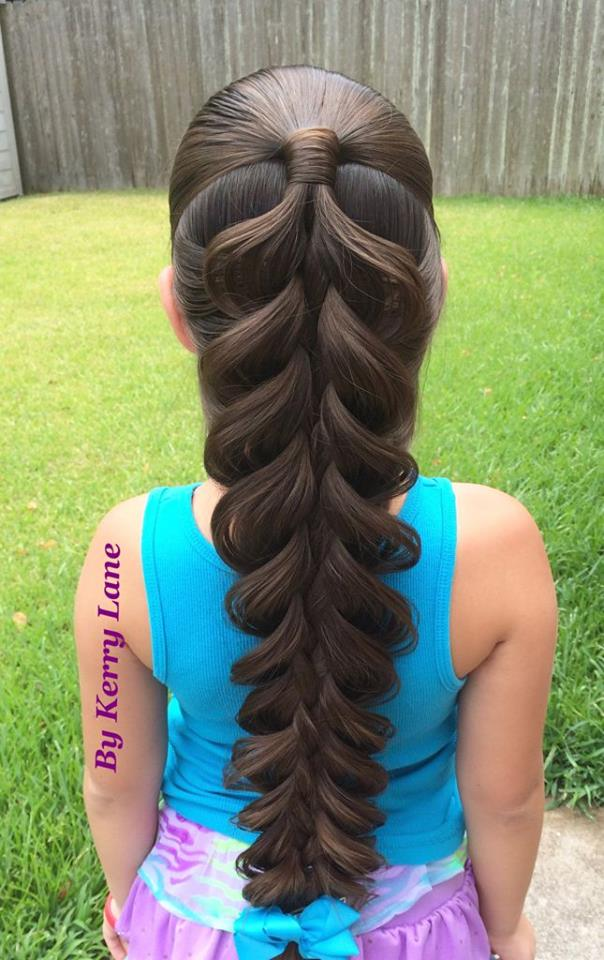 An Absolutely Amazing 5 Strand Braid By Kerry Lane Watch The Video