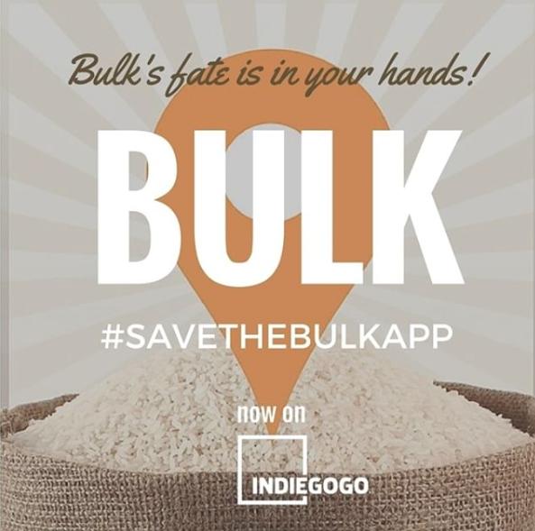 Help us #SaveTheBulkApp!
