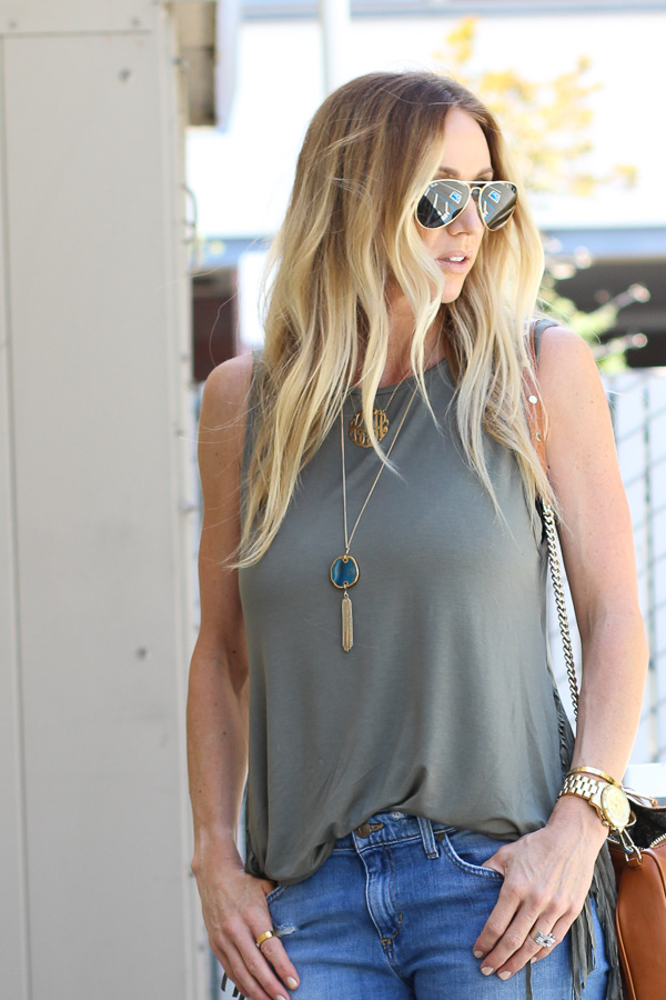 pendant rock necklace nordstrom