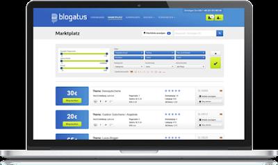 Blogatus, post patrocinados