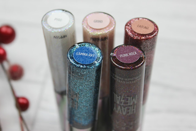 A review of the Urban Decay Heavy Metal Glitter Eyeliner