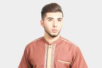 Tetap Syar'i dan Stylish dengan Baju Koko Lengan Pendek