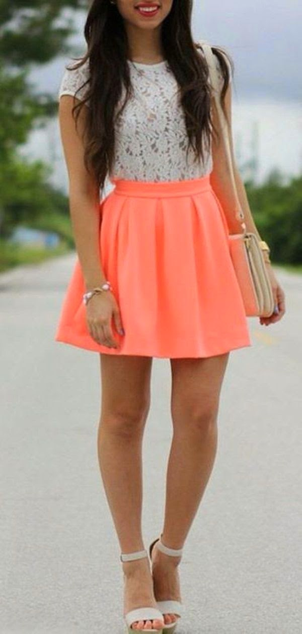 Summer Fashion Ideas For 2014