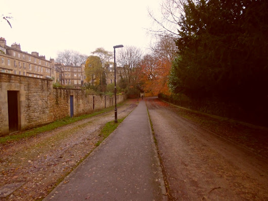 Winter in Bath