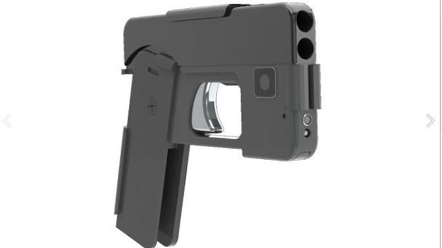مسدس آيفون الجديد