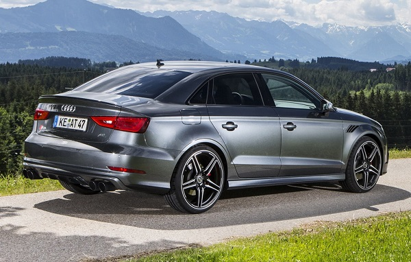 Audi S3 by ABT