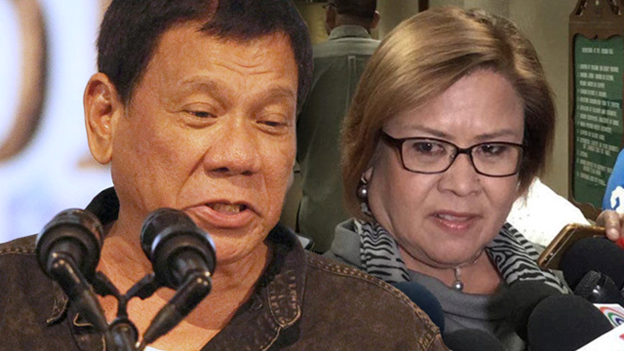Yen Makabenta: De Lima can't stand against Duterte, gets abandoned by LP