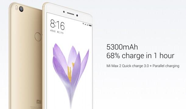 Spesifikasi Xiaomi Mi Max 2 dan Harga Terbaru