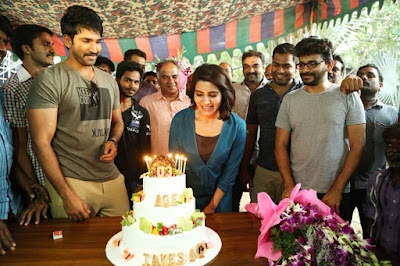 samantha-birthday-celebrations-with-u-turn-team