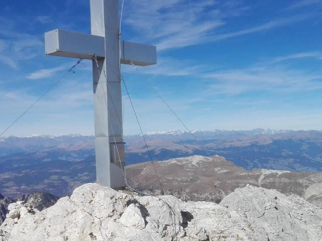 CIMA CATINACCIO MT.2981Ph:Marisa Stella Alpina Manica