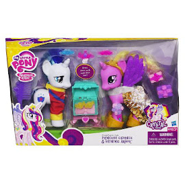 MLP Fashion Style 2-pack Princess Cadance Brushable Pony