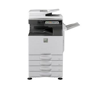 Sharp MX-3550V Scanner Driver Download