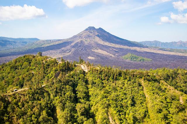 Danau e Gunung Batur-Bali