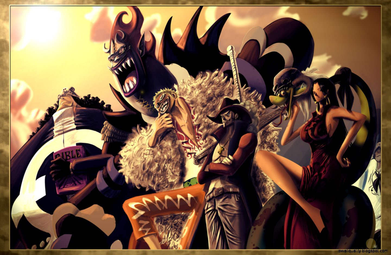 7 Shicibukai New World One Piece Wallpaper | Wallpapers ...