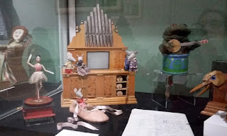 "The Mouse Organ from ""Bagpuss""."