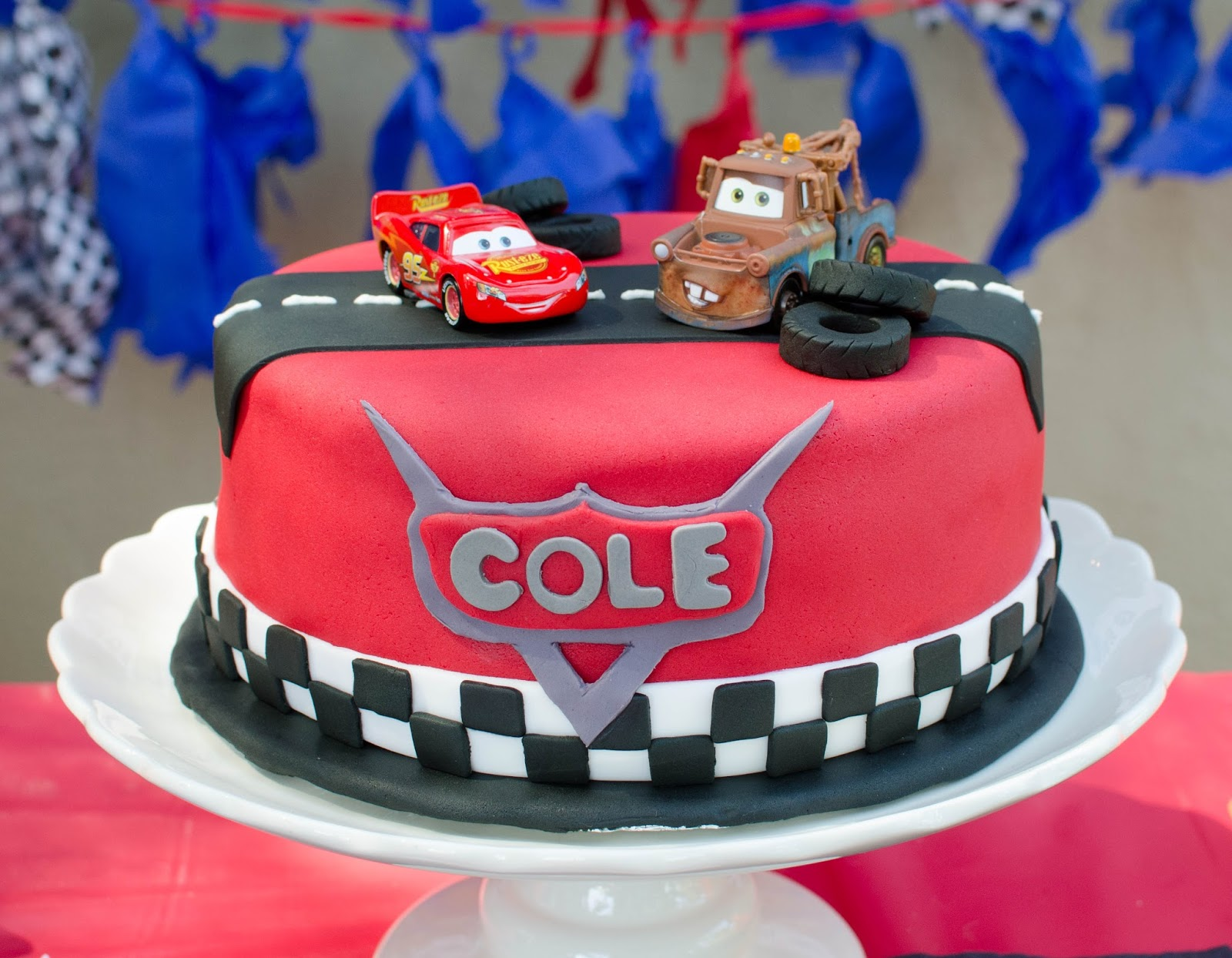 These Little Loves Lightning Mcqueen A Cars 3rd Birthday