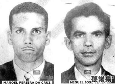 Miguel José Viana e Manoel Pereira da Cruz
