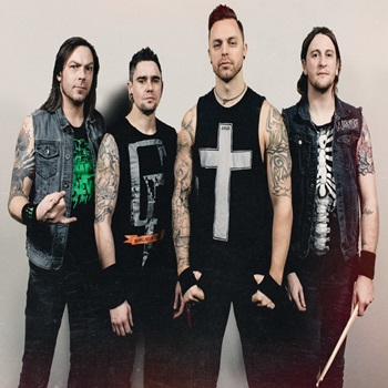 Banda - Bullet For My Valentine