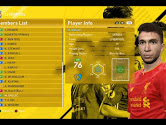 Option File PES 2016 Update Pemain 13 Agustus 2016 For PTE 6.0 full transfer by niniboy