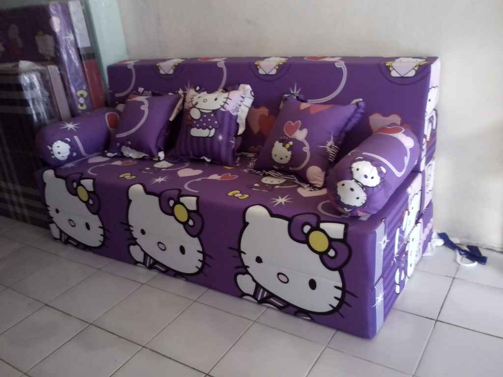 Sofa bed inoac jakarta for Couch jakarta
